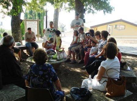Convegno Ofs Avellino [Roseto] – Montecalvo Irpino, 19-22 agosto 2010