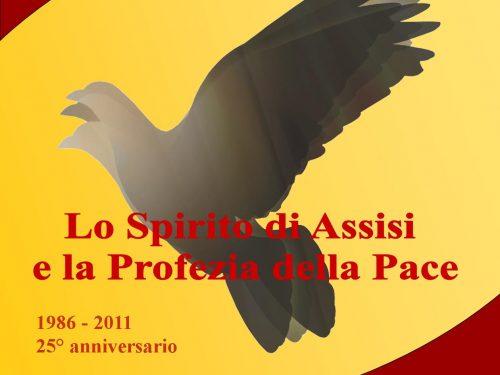 LO SPIRITO DI ASSISI – 25° anniversario