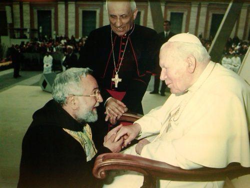 TRIGESIMO DELLA SCOMPARSA DI P. INNOCENZO MASSARO
