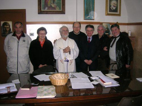 CAPITOLO ELETTIVO FRATERNITÀ OFS DI MONTEFUSCO (AV)