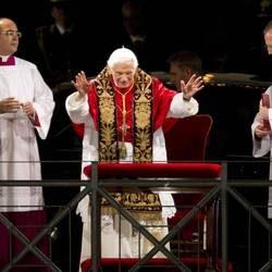 VIA CRUCIS 2012 – Il discorso del Santo Padre Benedetto XVI